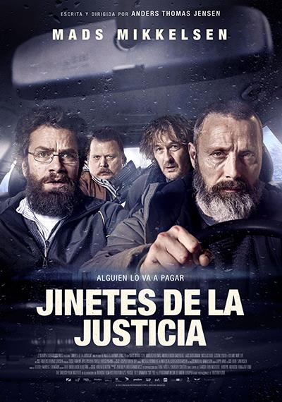 Jinetes de la justícia