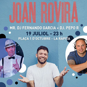 Concert Festes de La Ràpita 2019