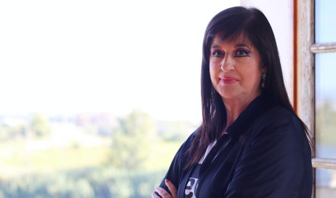 La bibliotecària i impulsora de les Jornades de les Lletres Ebrenques, Joana Serret.