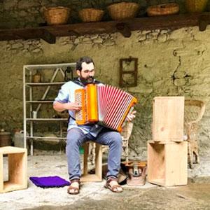 Espectacle 'El Viatge del Rodamusic' a càrrec de Joan Baró