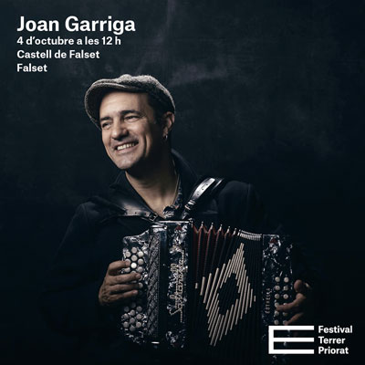 Festival Terrer Priorat, Joan Garriga i el Mariatxi Galàctic, 2020