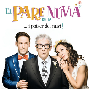 Teatre 'El pare de la núvia'