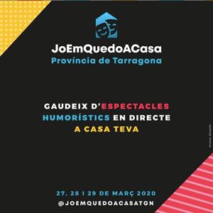 JoEmQuedoACasaTgn, jo em quedo a casa Tarragona