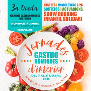 III Jornades gastronòmiques d'interior a Vandellòs
