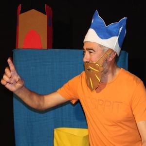 Teatre familiar 'El drac de les cireres' a càrrec de Jordi Jubany