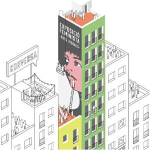 Jornada Feminista d'Arts Visuals - La Lleialtat Santsenca 2020