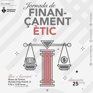 Jornada de finançament ètic - Tortosa 2019