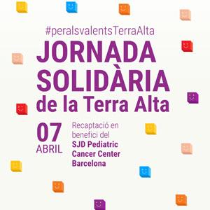 Jornada solidària de la Terra Alta - Gandesa 2019