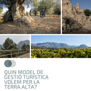 Jornada 'Quin model de gestió turística volem per la Terra Alta?' - Horta de Sant Joan 2019