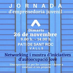 Jornada d'Emprenedoria Juvenil a Valls