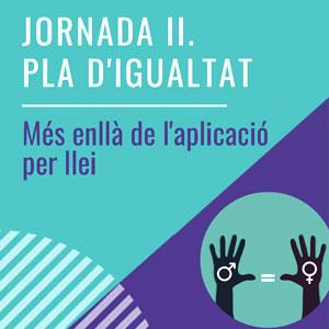 Jornada 'Pla d'igualtat' a Girona, 2019
