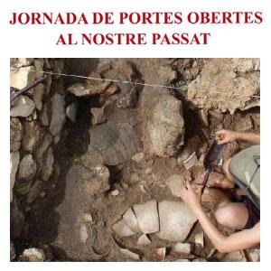 Jornada de portes obertes al jaciment arqueològic de Sant Jaume - Alcanar 2019