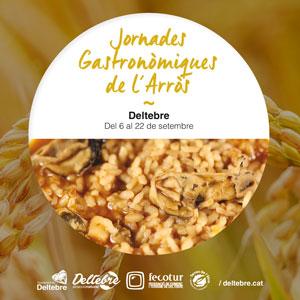 Jornades Gastronòmiques de l'Arròs - Deltebre 2019