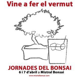Jornades del bonsai - Mistral Bonsai 2019