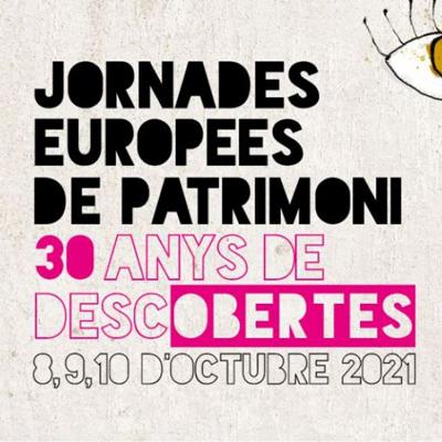 Jornades Europees de Patrimoni - Catalunya 2021
