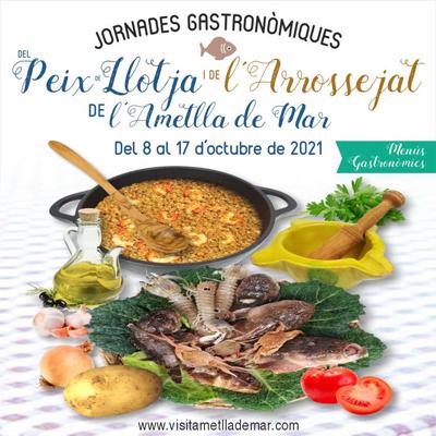 Jornades Gastronòmiques del Peix de Llotja i de l'Arrossejat - L'Ametlla de Mar 2021