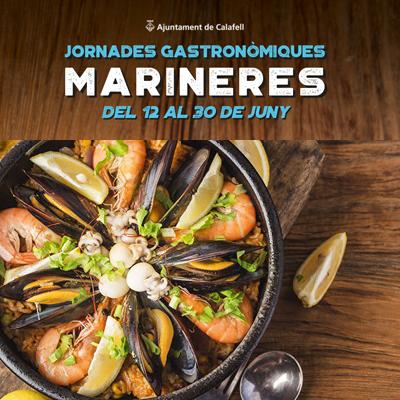 Jornades gastronòmiques marineres - Calafell 2021