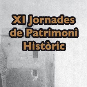 XI Jornades de Patrimoni Històric - Flix 2019