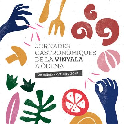 Jornades Gastronòmiques de la Vinyala - Òdena 2021