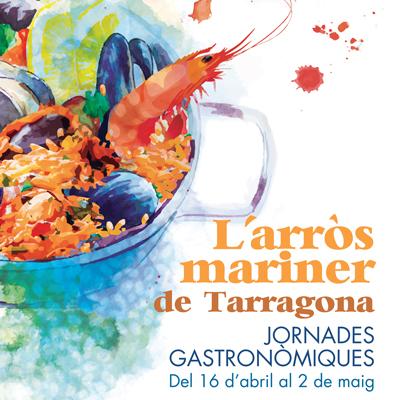L'Arròs Mariner de Tarragona, Jornades gastronòmiques, 2021