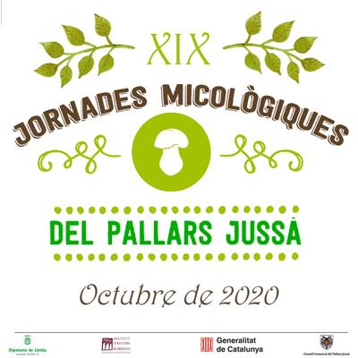 Jornades Micològiques del Pallars Jussà, 2020