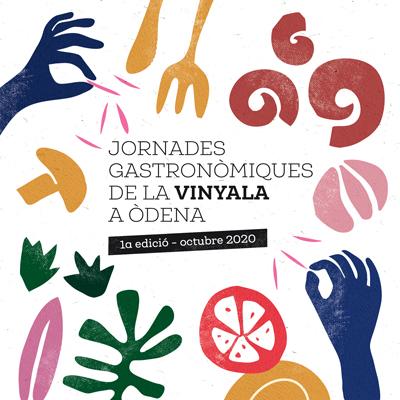 1es Jornades Gastronòmiques de la Vinyala, Òdena, 2020