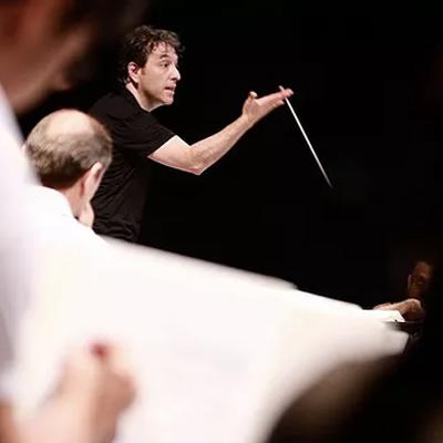 José Areán, Director d'Orquestra