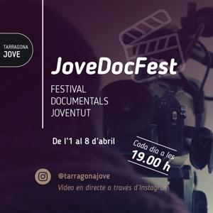JoveDocFest en streaming, Documentals, TArragona, 2020