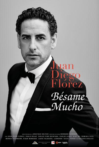 Juan Diego Flores. Bésame Mucho