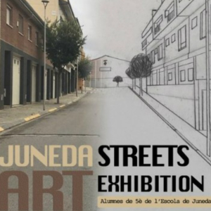 Juneda ART, Streets Exhibition