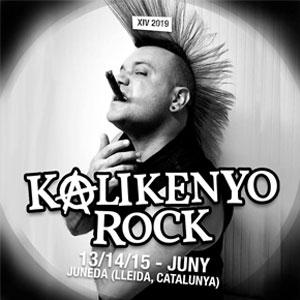 Kalikenyo Rock a Juneda, 2019