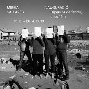 Exposició 'Kao malo vode na dlanu (Com una mica d'aigua al palmell de la mà), un projecte sobre l'amor a Sèrbia' de Mireia Sallarès - Barcelona 2019