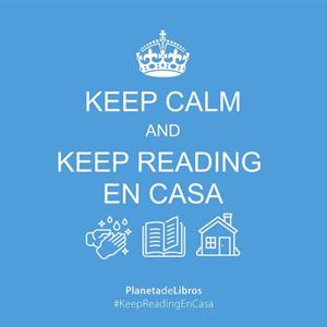 #KeepReadingEnCasa, Planeta de Libros, Confinament, 2020