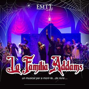 Musical 'La família Addams' - Escola Municipal de Teatre de Tortosa