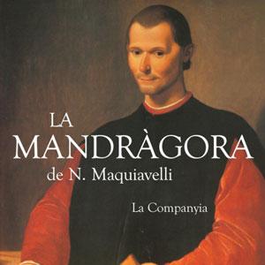 Espectacle 'La Mandragora' - Escola Municipal de Teatre de Tortosa