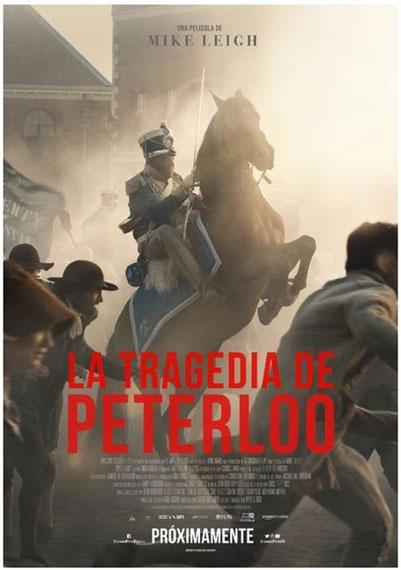 La tragedia de Peterloo