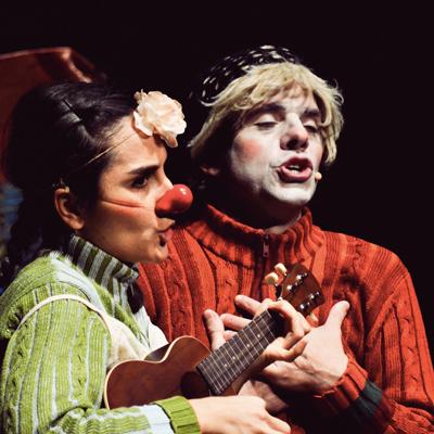Teatre familiar 'Julieu i Rometa' de LaDonaBarbuda