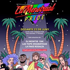 La Menstrual Pride - Terrassa 2019