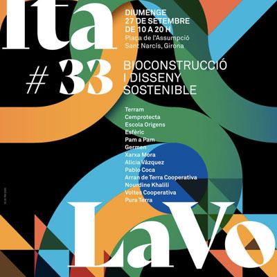 La Volta #33: bioconstrucció i disseny sostenible, Jornada Voltaica, Girona, 2020