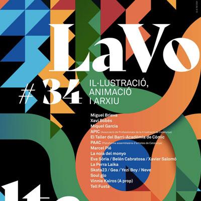 Jornada Voltaica, La Volta 34: il·lustració, animació i arxiu, Girona, 2020
