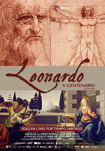 Leonardo, V centenario