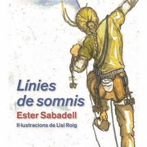 Llibre 'Línies de somni' d'Ester Sabadell