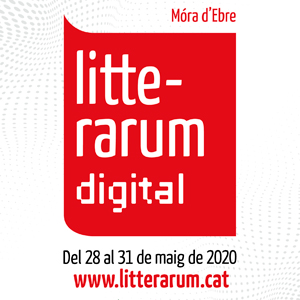 LitterarumDigital, Fira d'espectacles literaris, Litterarum, 2020
