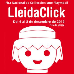 LleidaClick, Fira de Playmobil a Lleida, 2019