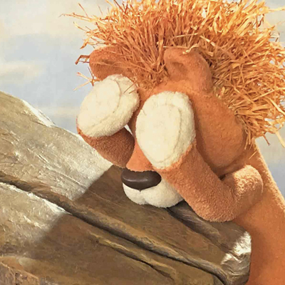 Espectacle familiar 'Les aventures del lleó vergonyós' d'El Pot Petit