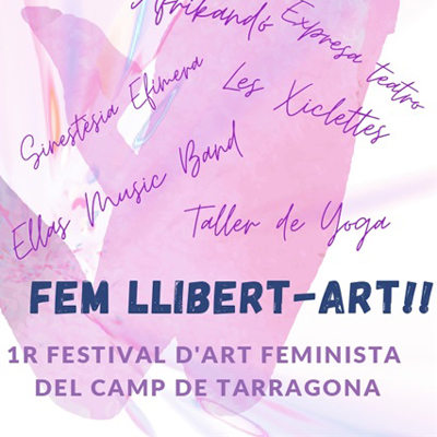 Festival Llibert-Art - Cambrils 2021