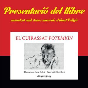 Còmic 'El Cuirassat Potemkin' d'Amat Pellejà i Jordi Martí