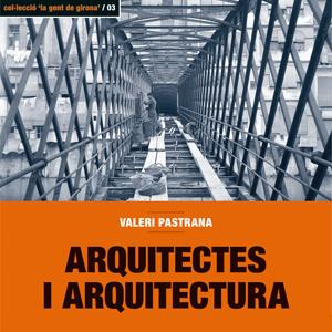 Llibre 'Arquitectes i arquitectura' de Valeri Pastrana