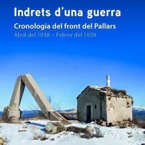 Llibre 'Indrets d'una guerra. Cronologia del front de Pallars' deManel Gimeno