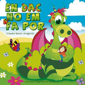 Conte infantil 'En Dac no em fa por' de Clàudia Bonet, il·lustrat per Olga Resina